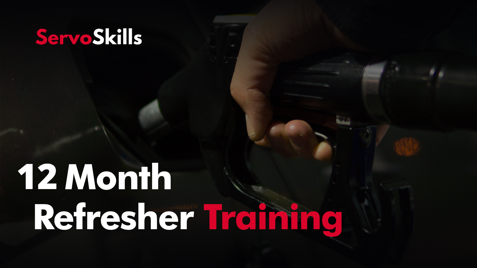 12-month refresher training