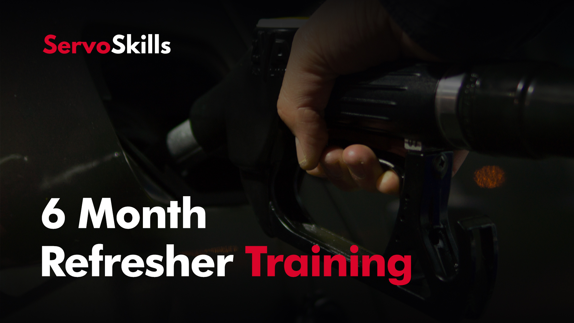 6-month refresher training