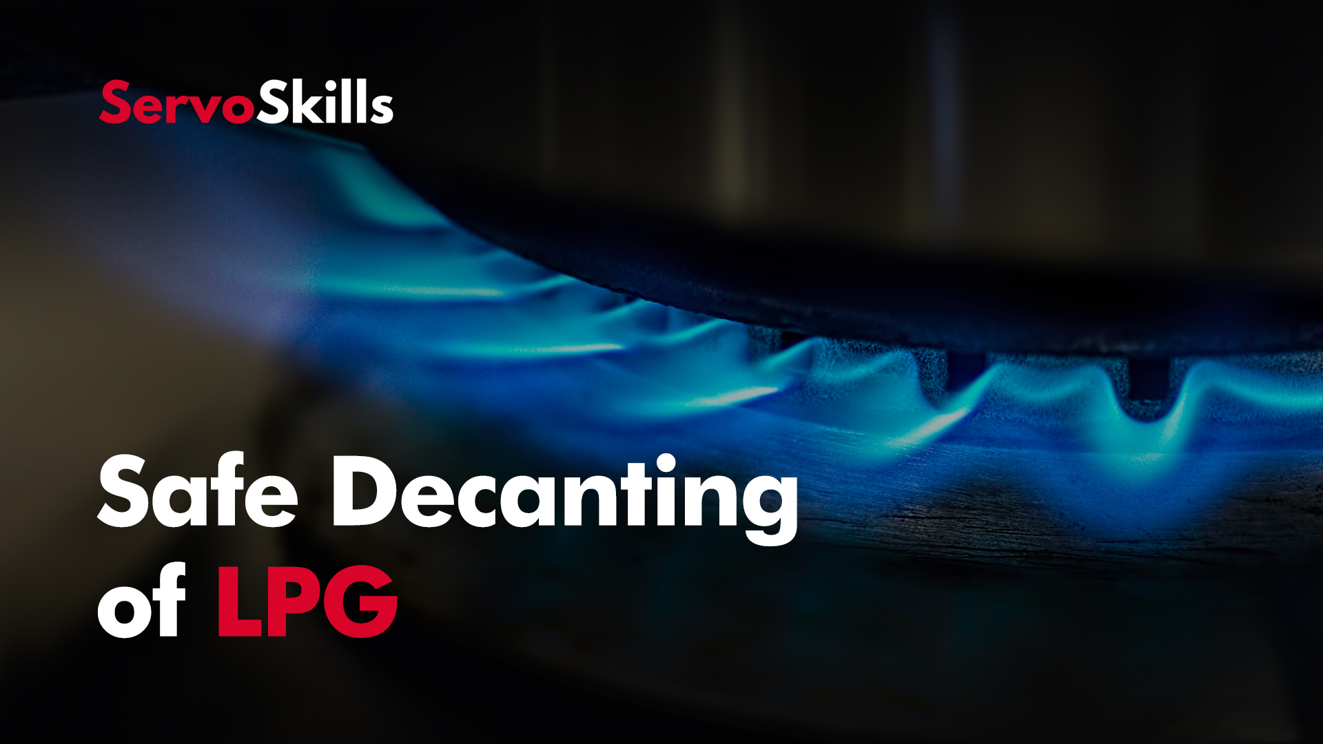 Safe Decanting of LPG